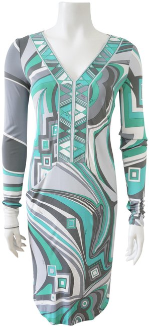 Preload https://img-static.tradesy.com/item/25496328/emilio-pucci-turquoise-green-white-gray-jersey-silk-long-sleeve-mid-length-cocktail-dress-size-8-m-0-1-650-650.jpg