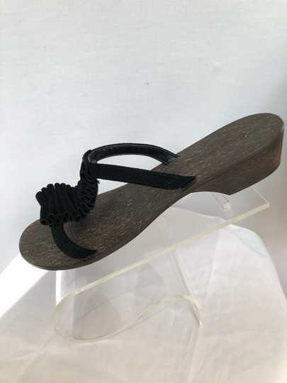 Sotto Sopra black Sandals Image 3