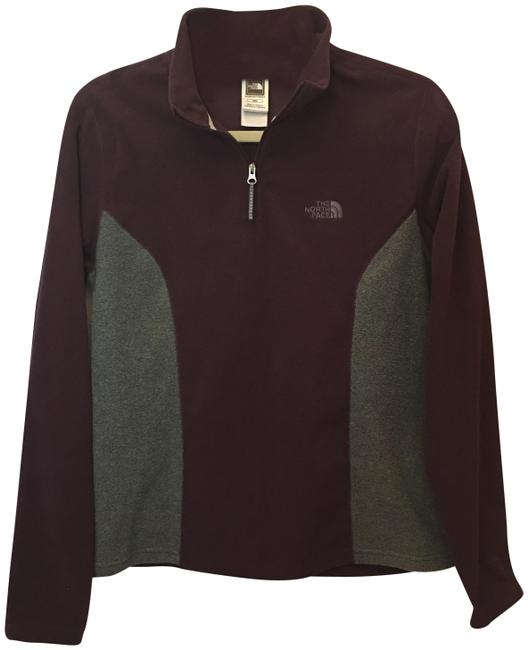 Preload https://img-static.tradesy.com/item/25496402/the-north-face-burgundy-and-grey-sweatshirthoodie-size-8-m-0-1-650-650.jpg