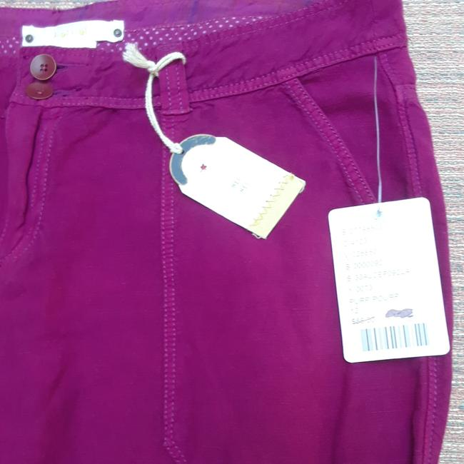 Anthropologie Hei Hei Valmai Cargo Pants Purple Image 2
