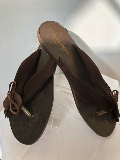 sotto sopra brown Sandals Image 1