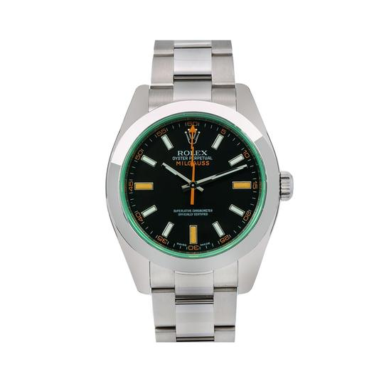 Preload https://img-static.tradesy.com/item/25496489/rolex-black-milgauss-116400v-40mm-dial-with-stainless-steel-oyster-watch-0-0-540-540.jpg