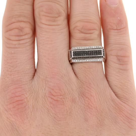 Other NEW .50ctw Round Cut Diamond Ring - Sterling Silver E3993 Image 2