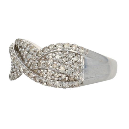 Other NEW .50ctw Single Cut Diamond Ring - Sterling Silver E3996 Image 1
