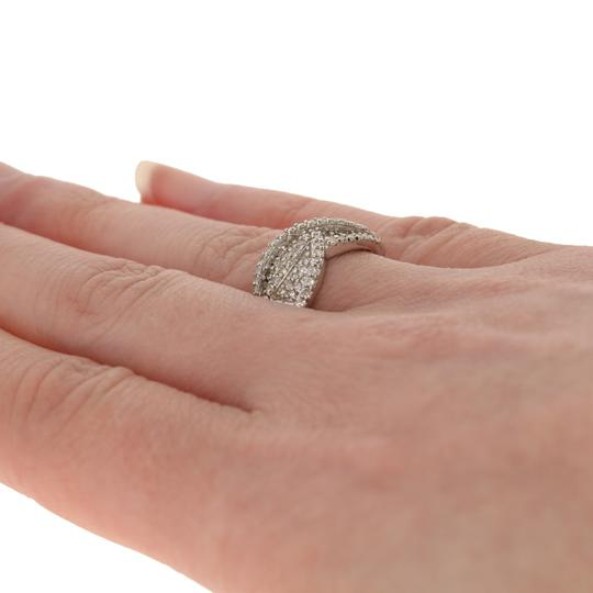 Other NEW .50ctw Single Cut Diamond Ring - Sterling Silver E3996 Image 3