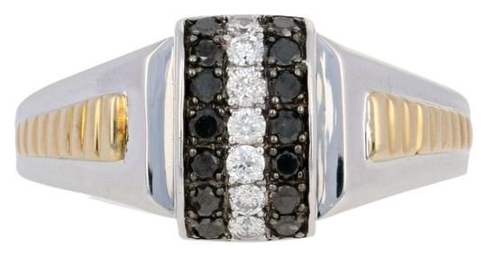 Preload https://img-static.tradesy.com/item/25496767/10k-yellow-gold-new-round-cut-diamond-sterling-silver-and-e4003-ring-0-1-540-540.jpg