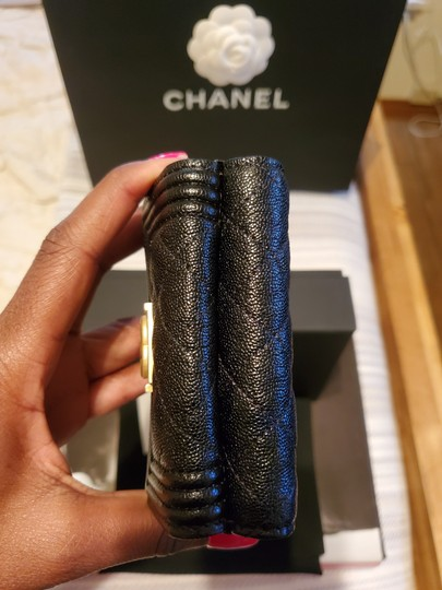 Chanel Chanel Boy Compact Wallet Image 3