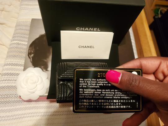 Chanel Chanel Boy Compact Wallet Image 7