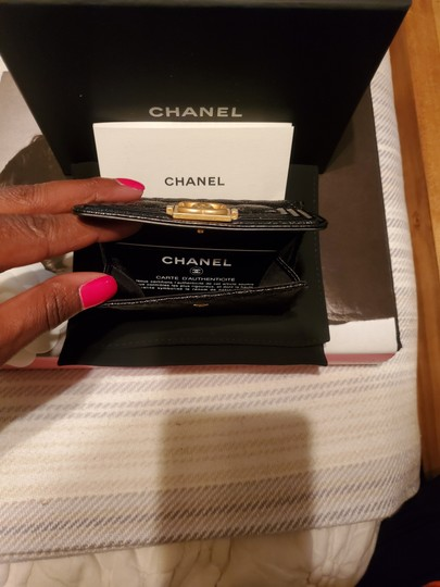 Chanel Chanel Boy Compact Wallet Image 9