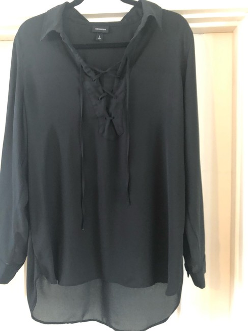 Who What Wear x Target Top black Image 4