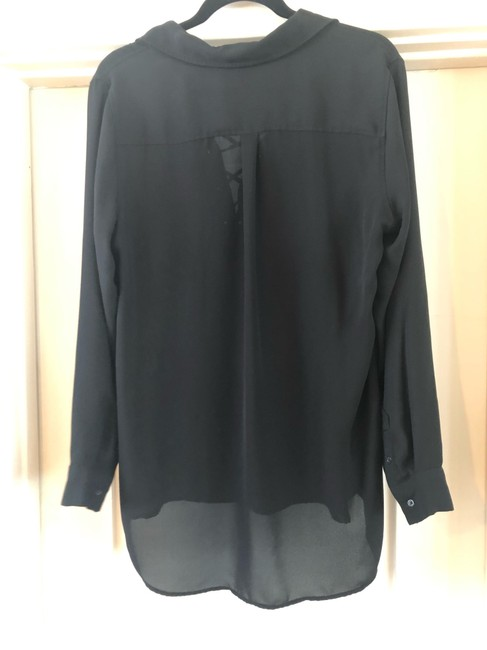 Who What Wear x Target Top black Image 5
