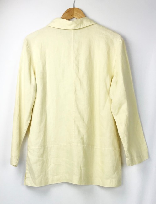Kate Hill Button Down Shirt yellow Image 4
