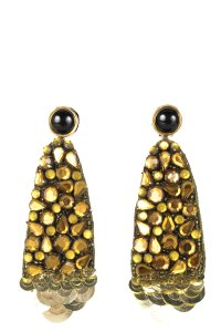Lizzie Fortunato LIZZIE FORTUNATO Olive Embellished Earrings