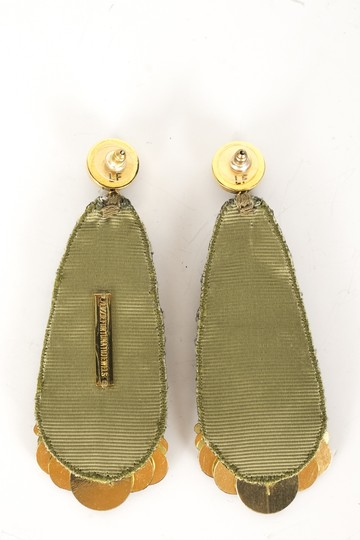 Lizzie Fortunato LIZZIE FORTUNATO Olive Embellished Earrings Image 1