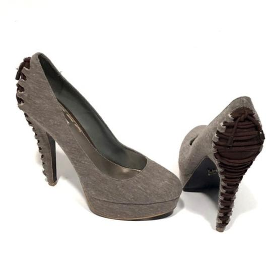 RACHEL Rachel Roy Gray Pumps Image 2