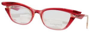 Bocca Face A Face New Face A Face Bocca Stars 1 Col. 2465 Transparent Raspberry Eyeglass