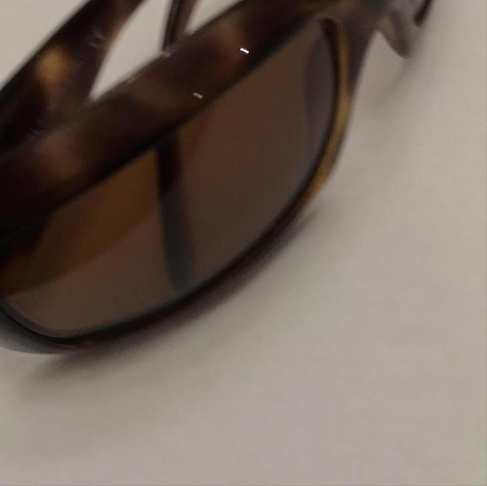 7ef18d42c7b7 Chanel tortoiseshell brown CC mother of pearl sunglasses Image 11.  123456789101112