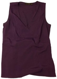 The Limited Top maroon