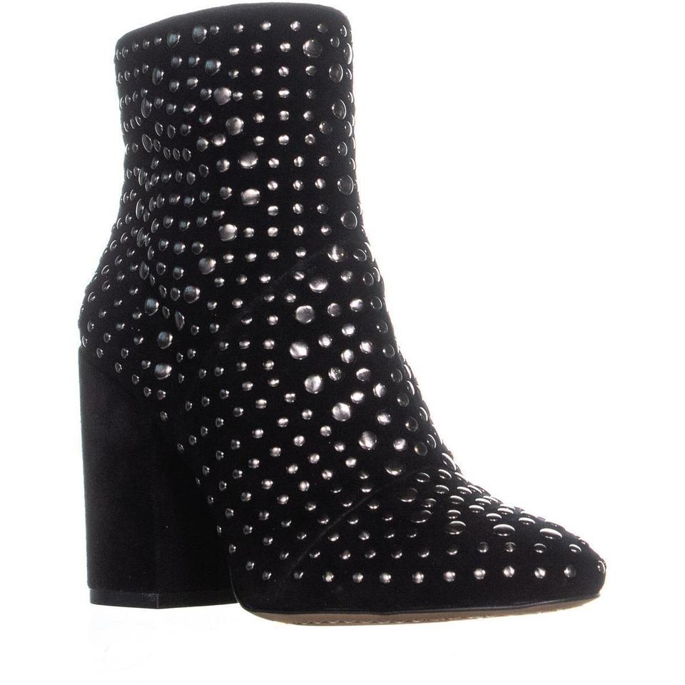 baeee30a4b6 Vince Camuto Black Drista Ankle True Suede Boots/Booties Size US 8 Regular  (M, B) 54% off retail