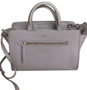 Kate Spade Satchel in taupe