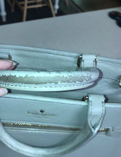 Kate Spade Satchel in taupe Image 5