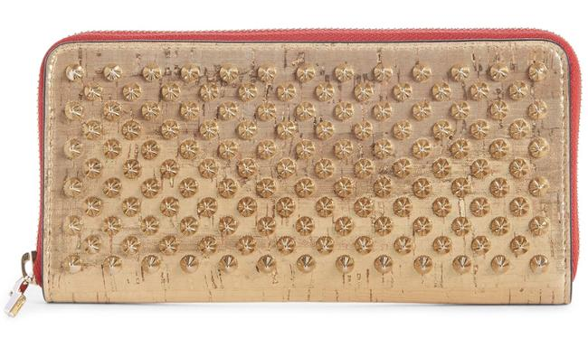 Item - Gold Panettone Spiked Wallet
