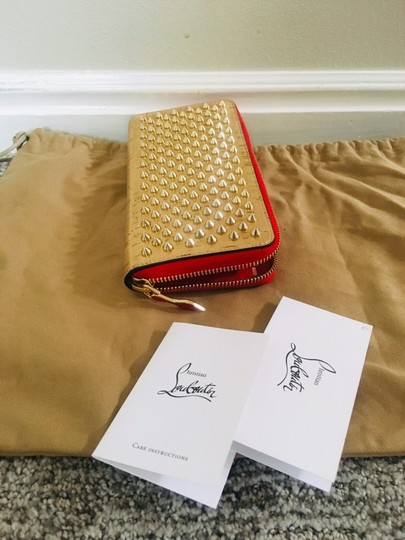 Christian Louboutin Panettone Spiked Wallet Image 8