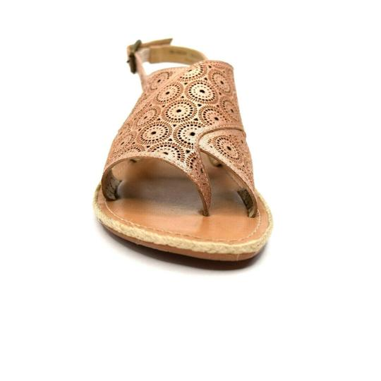Johnston & Murphy Willow Perf 8.5m Toe Post Sandals Image 5