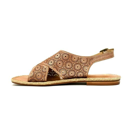 Johnston & Murphy Willow Perf 8.5m Toe Post Sandals Image 6