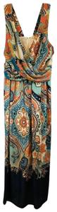 Multi Maxi Dress by Anthropologie Maxidress Summer