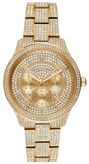 Preload https://img-static.tradesy.com/item/25500238/michael-kors-gold-new-mk6627-runway-multifunction-pave-dial-lady-watch-0-1-540-540.jpg
