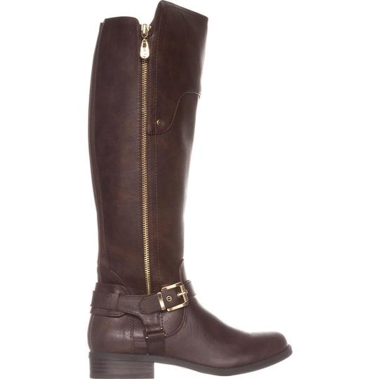 Guess Brown Boots Image 2