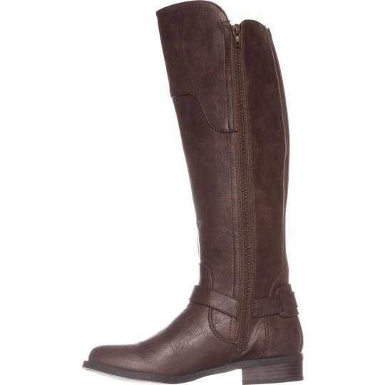 Guess Brown Boots Image 3
