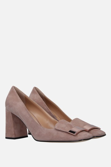 Sergio Rossi Heels Boots Blush Pumps Image 2