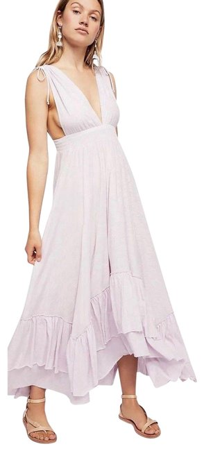 Preload https://img-static.tradesy.com/item/25500599/free-people-lilac-sunshine-sunday-long-casual-maxi-dress-size-8-m-0-1-650-650.jpg