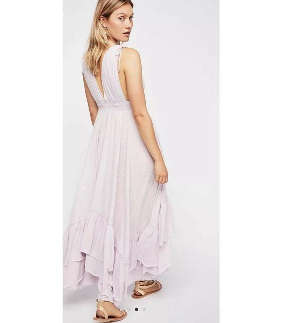 Lilac Maxi Dress by Free People Image 3
