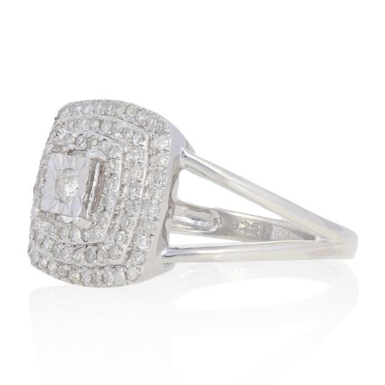 Other NEW .50ctw Round Brilliant & Single Cut Diamond Ring - E4237 Image 1