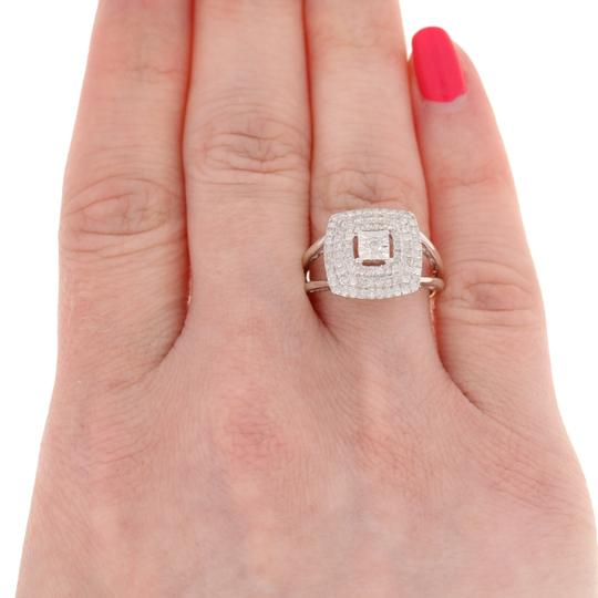 Other NEW .50ctw Round Brilliant & Single Cut Diamond Ring - E4237 Image 2