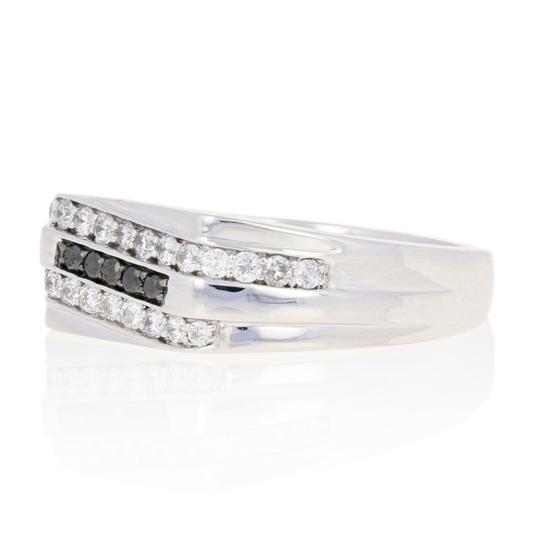 Other NEW .50ctw Round Brilliant Diamond Men's Ring - Sterling Silver E4245 Image 1
