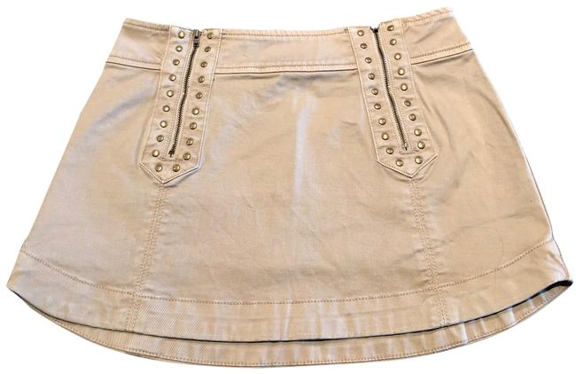 Item - Tan Skirt Size 0 (XS, 25)