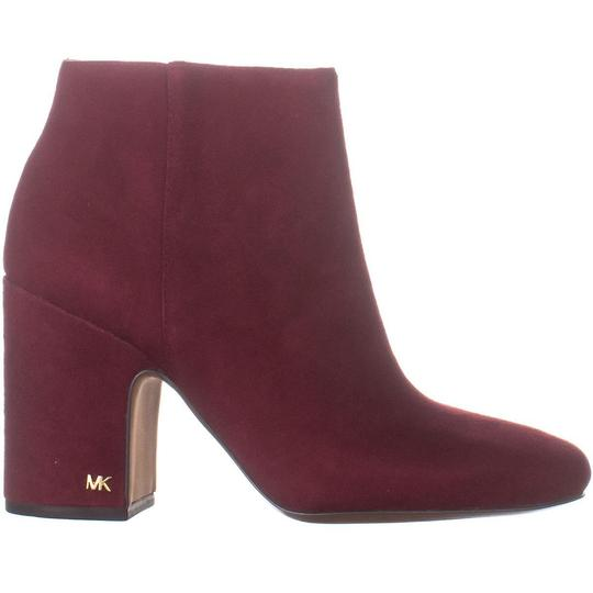 Michael Kors Red Boots Image 3