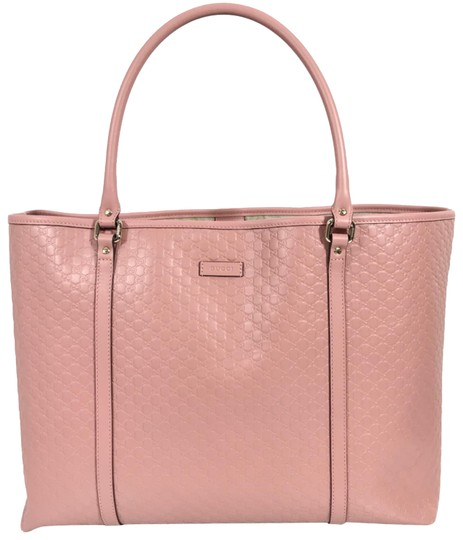 Preload https://img-static.tradesy.com/item/25500845/gucci-bag-micro-guccissima-gg-soft-pink-leather-tote-0-1-540-540.jpg