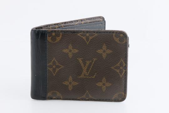 Louis Vuitton Louis Vuitton Monogram Macassar Gaspar Wallet Image 0