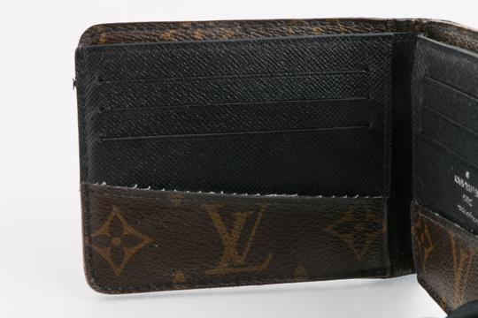 Louis Vuitton Louis Vuitton Monogram Macassar Gaspar Wallet Image 4
