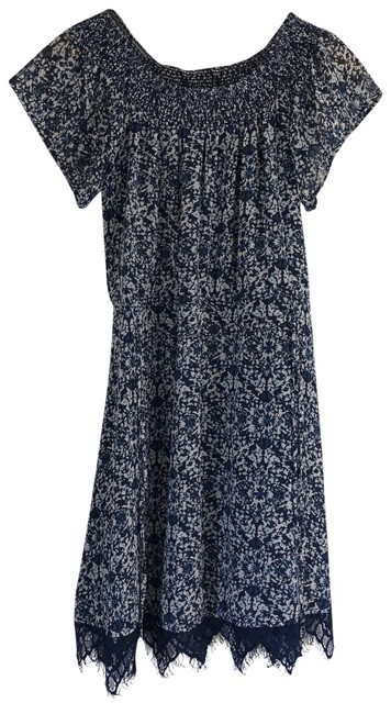 Preload https://img-static.tradesy.com/item/25500905/greylin-navy-off-the-shoulder-short-casual-dress-size-2-xs-0-1-650-650.jpg