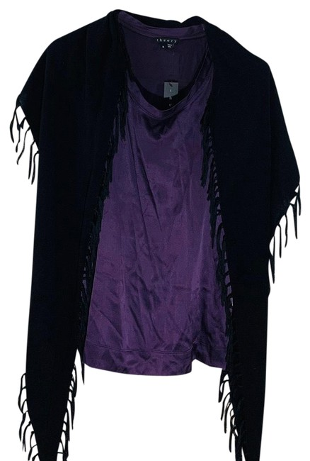 Preload https://img-static.tradesy.com/item/25500935/theory-purpleblack-jacenta-serenity-eternity-blouse-size-8-m-0-1-650-650.jpg