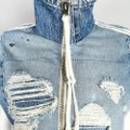 Greg Lauren Womens Jean Jacket Image 1