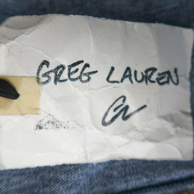 Greg Lauren Womens Jean Jacket Image 8