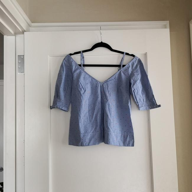 Preload https://item5.tradesy.com/images/10-crosby-derek-lam-blue-cold-shoulder-shirt-tank-topcami-size-0-xs-25501024-0-1.jpg?width=400&height=650