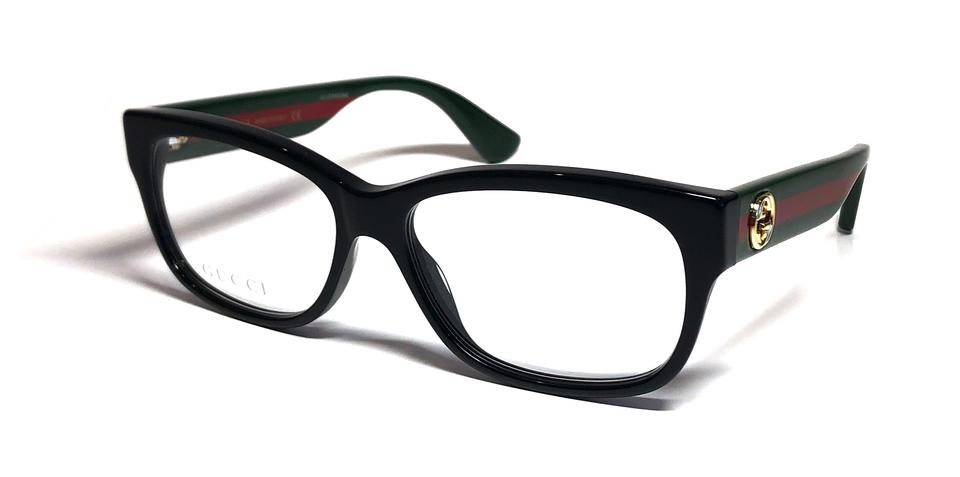 ebd4a4564dbe Gucci Large GG0278O 011 - FREE and FAST SHIPPING - NEW Optical Glasses  Image 0 ...